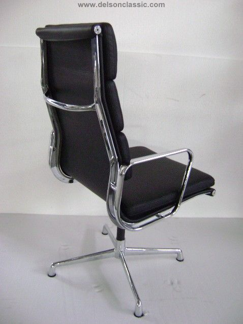Charles Eames High Back Soft Pad Executive Office Chair