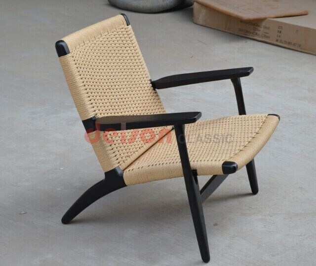 hans wegner ch25 lounge chair lounge chair modern. Black Bedroom Furniture Sets. Home Design Ideas