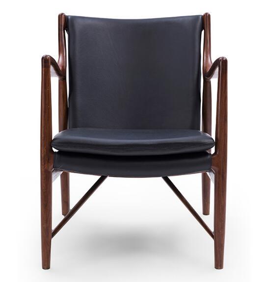 Finn Juhl Model 45 Chair Lounge Chair Modern Classic